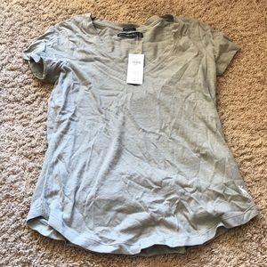 Abercrombie & Fitch V-Neck T-Shirt